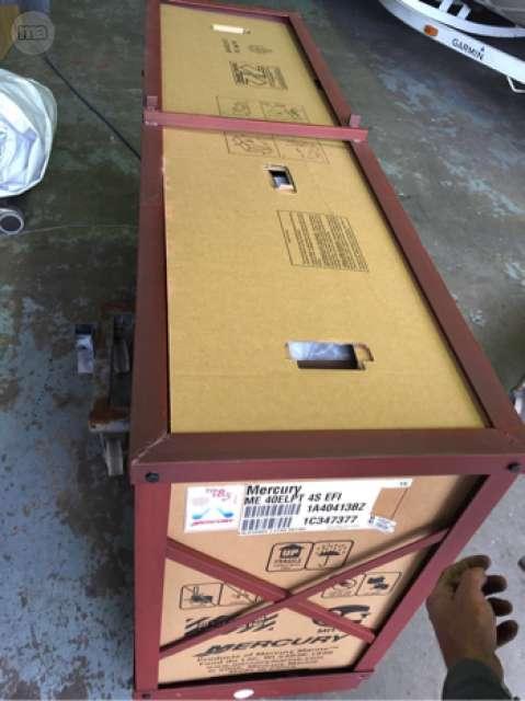 MERCURY 40 CV 4 TIEMPOS NUEVO ELPT EFI - foto 8