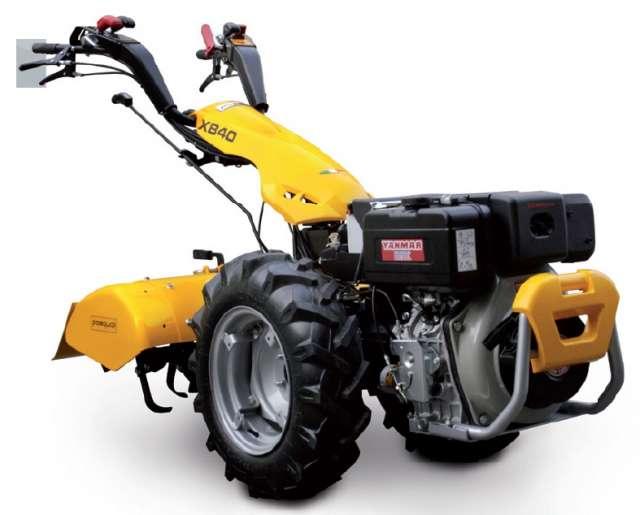 MOTOCULTOR PASQUALI XB40 POWERSAFE 10CV