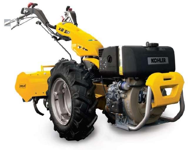 MOTOCULTOR PASQUALI XB50 POWERSAFE 11CV