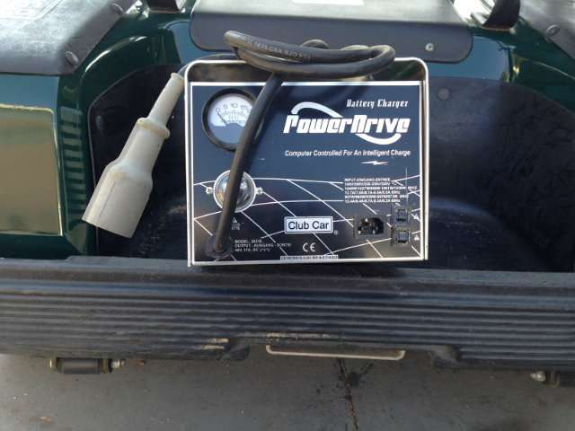 Cargador Para Buggy De Golf Club Car 48V