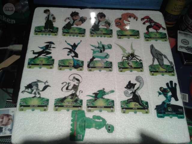 Ben 10 Figuras de Acción 10cm Opciones Ultimate Omniverse Lote Alien Force