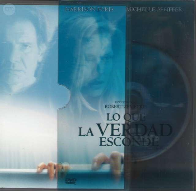 DVD LO QUE LA VERDAD ESCONDE -