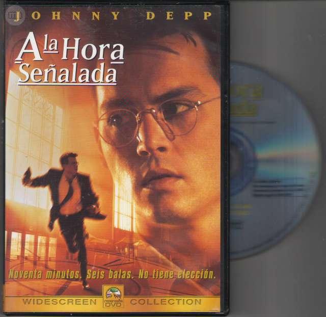 DVD A LA HORA SEÑALADA -