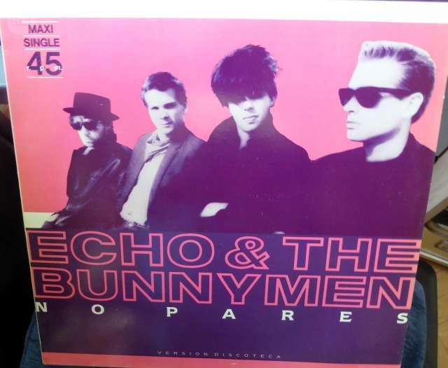 ECHO & THE BUNNYMEN segunda mano  Madrid