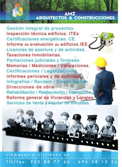 ITE JAEN.  ESTUDIO DE ARQUITECTURA - foto 2