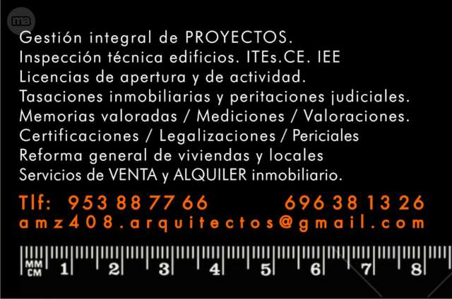 ITE JAEN.  ESTUDIO DE ARQUITECTURA - foto 5