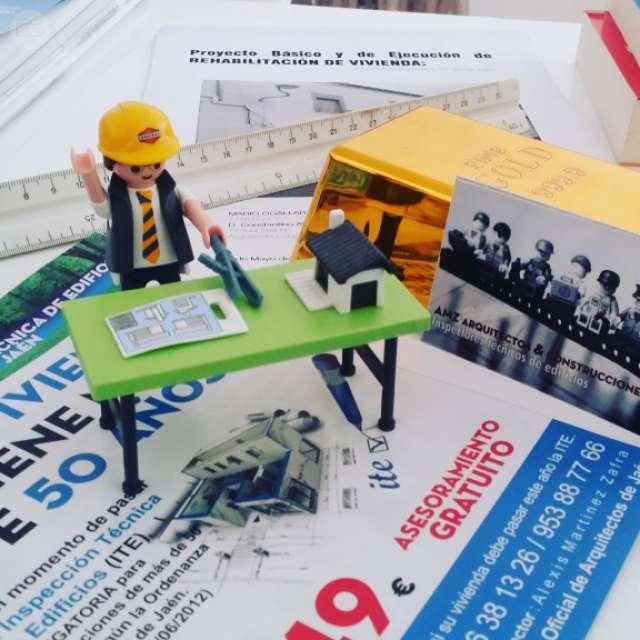 ITE JAEN.  ESTUDIO DE ARQUITECTURA - foto 7