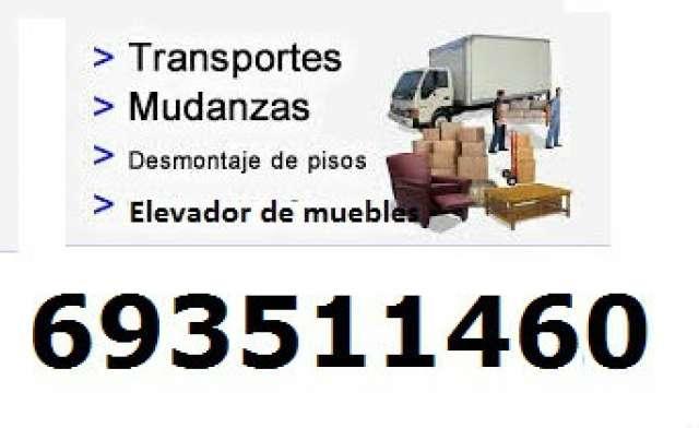 MUDANZAS ECONOMICAS C/ELEVADOR DSD20 - foto 1
