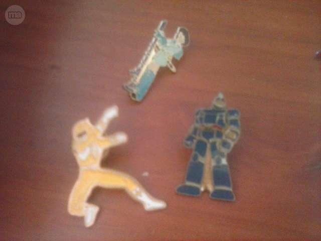 PINS DE LOS AÑOS 80 - foto 3