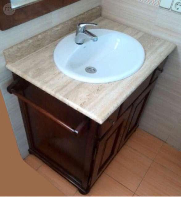 Lavabos Para Baños Segunda Mano:mueble de baño espejo y lavabo 12 oct se vende mueble de baño aseo