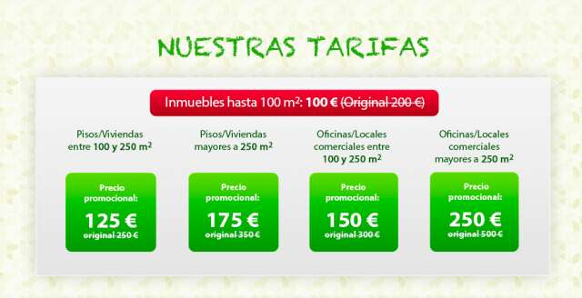 CERTIFICADO DE EFICIENCIA ENERGETICA - foto 2
