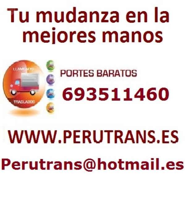 MUDANZAS C/ELEVADOR DE MUBLES ECONOMICOS - foto 1
