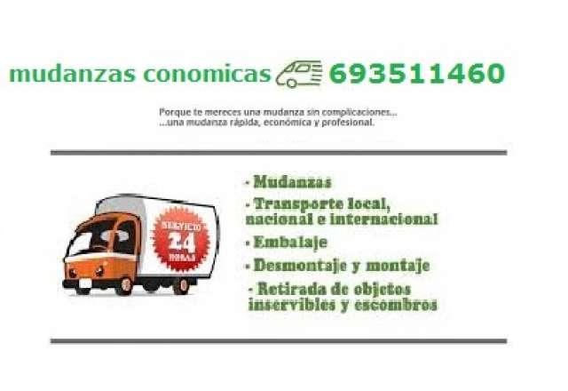 ELEVADOR DE MUDANZAS ECONOMICOS - foto 1