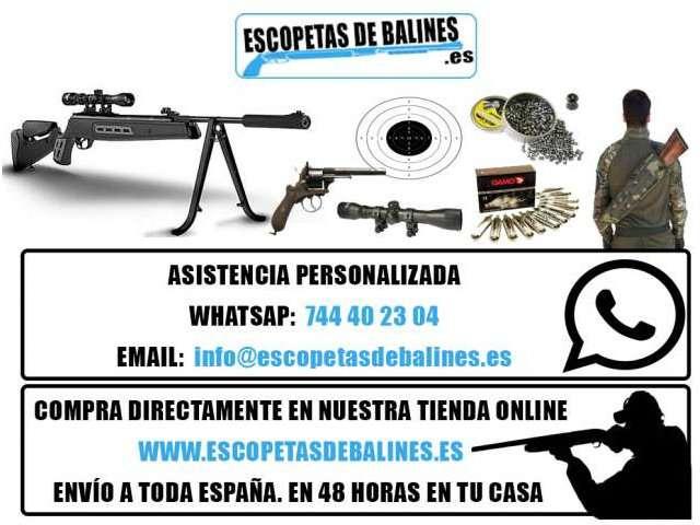 ARMAS DE BALINES BARATAS. A ESTRENAR