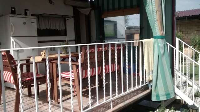 MOBIL HOME EN EL CAMPING DE FUENMAYOR