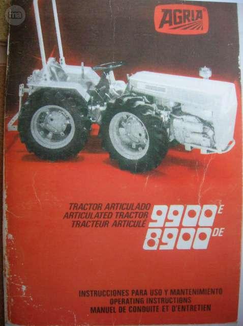 AGRIA - 9900 - 8900 -9900E - 8900DE