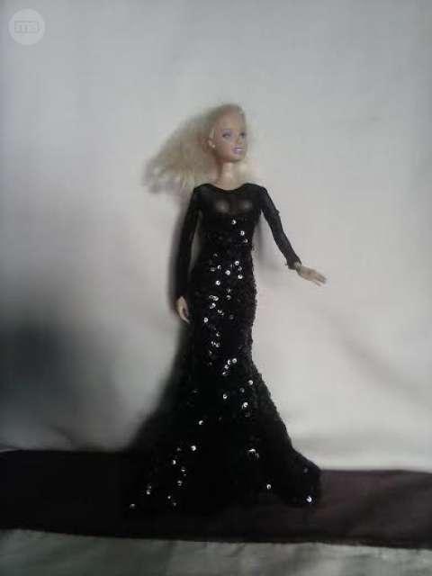 Vestidos Basicos Para Barbie
