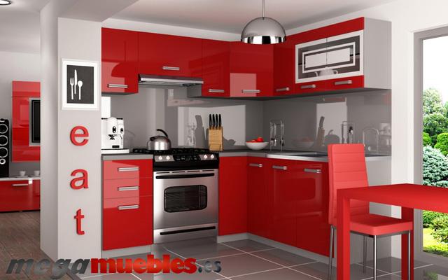 MIL ANUNCIOS.COM - Muebles de cocina sandra ele 4 colores