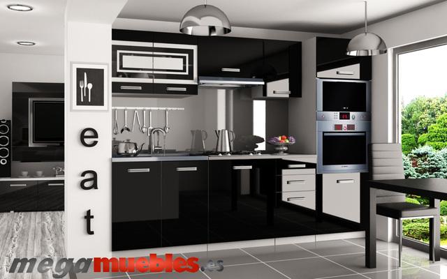 MIL ANUNCIOS.COM - Muebles de cocina sandra plus 4 colores