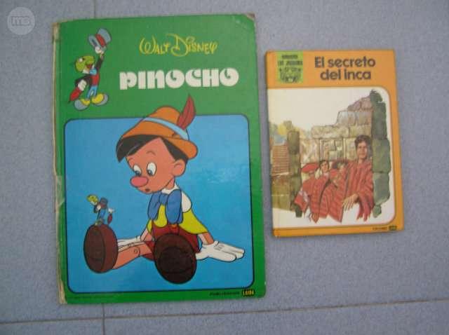CUENTO DE PINOCHO Y EL SECRETO DEL INCA - foto 1