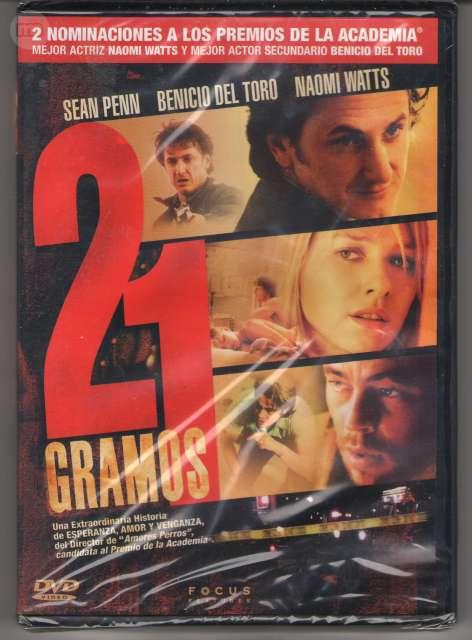 DVD 21 GRAMOS