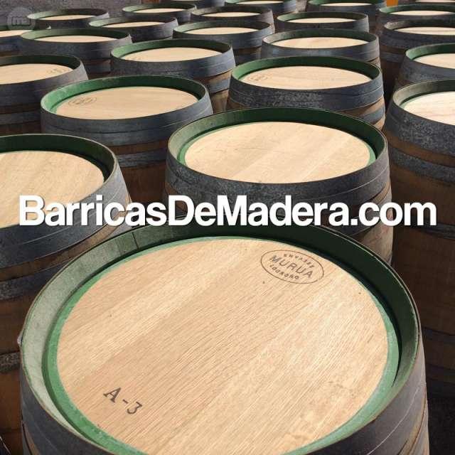 BARRICAS DE ROBLE TONELES CUBAS
