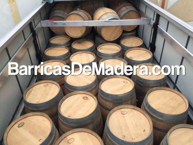BARRICAS BARRILES TONELES CUBAS