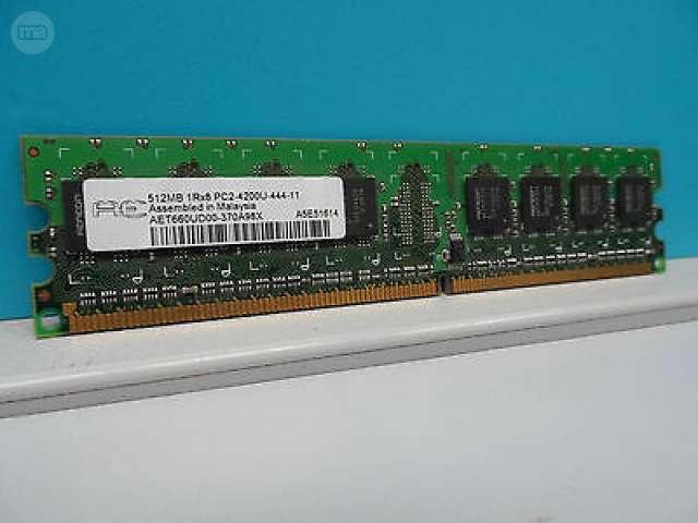 RAM DDR2 512MB AENEON