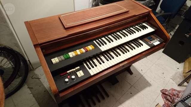 ORGANO PIANO HAMMOND VS-450 CAMBIOS!