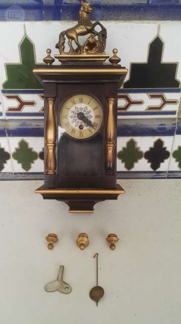 Reloj De Pared Aleman