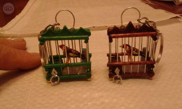 Jaulas Miniatura