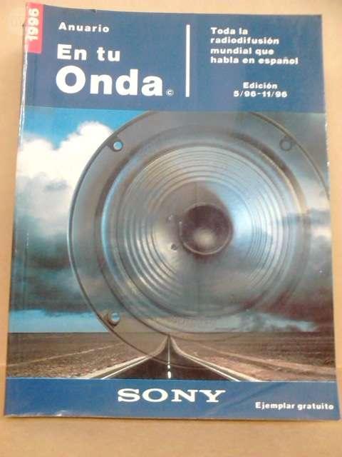 SONY  ANUARIO 1996 - foto 1