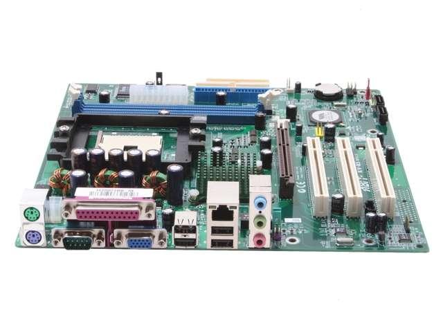 PLACA BASE ABIT KV-85 AMD SOCKET 754 - foto 2