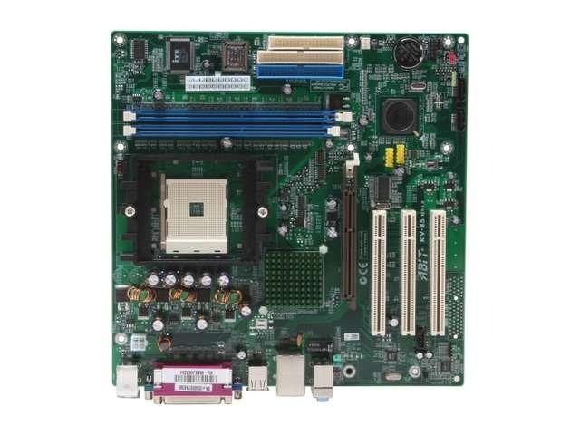 PLACA BASE ABIT KV-85 AMD SOCKET 754 - foto 4