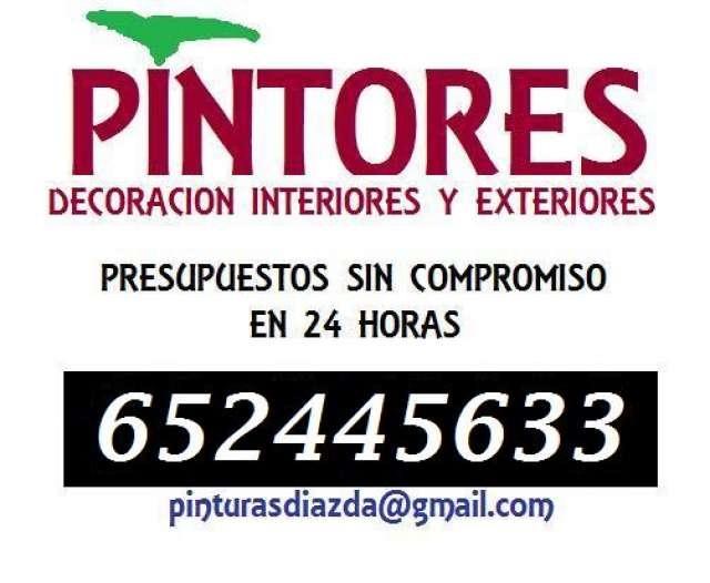 PINTORES EN LA ADRADA - foto 1