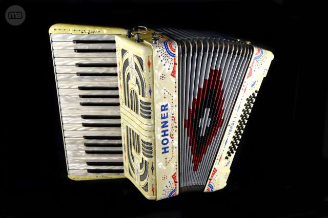 HOHNER PROFESIONAL MUSETTE 48 BAJOS