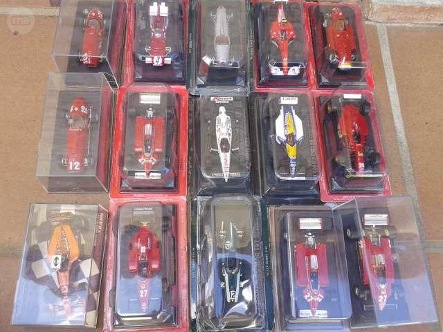 Coches Formula1