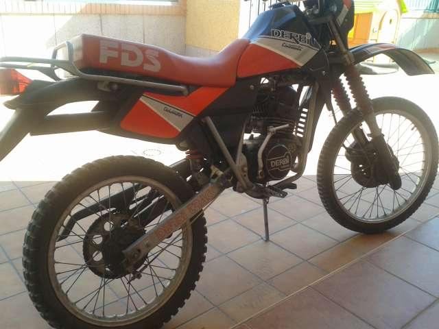 DERBI - FDS 50