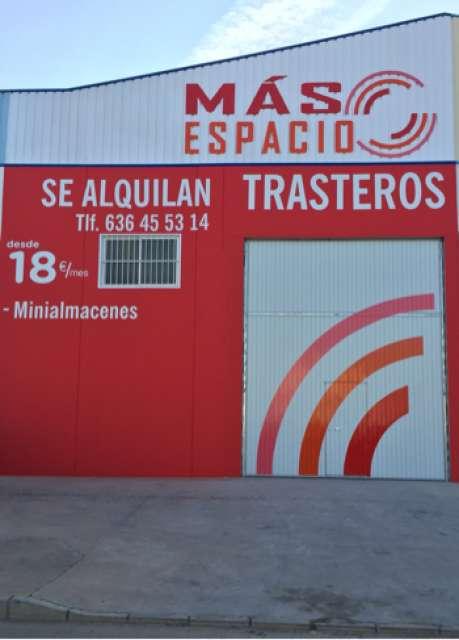 ALQUILER DE TRASTEROS EN CARTAGENA