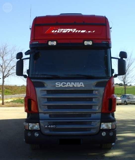 SCANIA - R 480