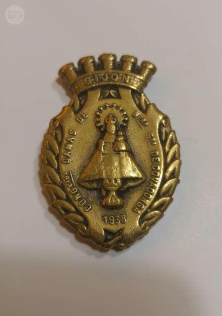 Medalla Covadonga Gijón 1938