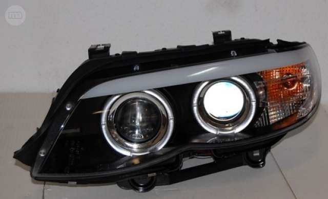 FARO ANGEL EYES XENON BMW X5 E53