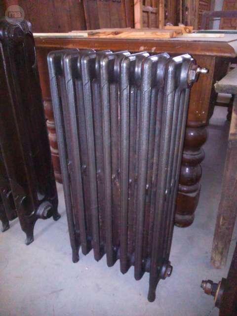Radiadores de calefaccion antiguos