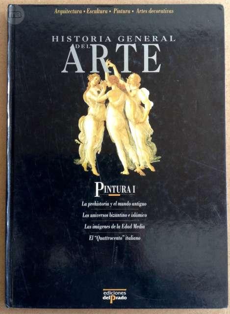 HISTORIA GENERAL DEL ARTE. PINTURA I.  - foto 1