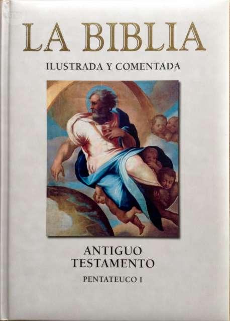 LA BIBLIA . ILUSTRADA Y COMENTADA - foto 1