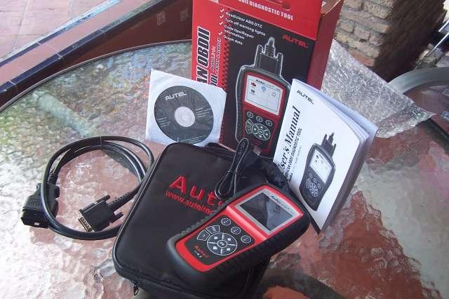 AUTEL 609  ABS DIAGNOSIS MOTOR - foto 1