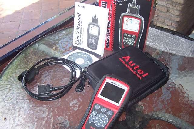 AUTEL 609  ABS DIAGNOSIS MOTOR - foto 2
