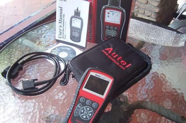 AUTEL 609  ABS DIAGNOSIS MOTOR - foto 3