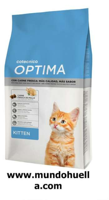 COTECNICA OPTIMA CAT KITTEN 1, 5KG