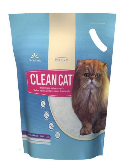 CLEAN CAT ADULT SILICE 3, 6KG